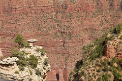 Grand Canyon scenery Royalty Free Stock Photo