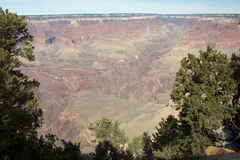Grand Canyon Scenic Grandeur Royalty Free Stock Photos