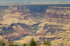Grand Canyon scenic view Royalty Free Stock Photos