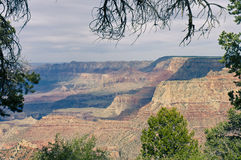 Grand Canyon scenic view Stock Photo