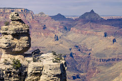 Grand Canyon scenic view Royalty Free Stock Image
