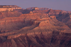 Grand Canyon Sorth Rim Stock Image