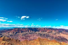 Grand Canyon South Park Arizona immagine stock libera da diritti