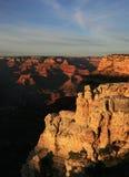 Grand Canyon south rim Royalty Free Stock Photo