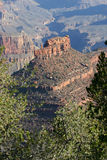 Grand Canyon South Rim Stock Photography