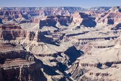 Grand Canyon (South Rim) Royalty Free Stock Images
