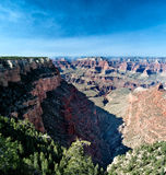 Grand Canyon. South rim of the Grand Canyon Royalty Free Stock Photos