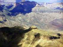 Grand Canyon. South rim Royalty Free Stock Images
