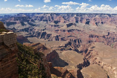 Grand Canyon South Rim Afternoon Royalty Free Stock Photos