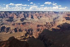 Grand Canyon South Rim Afternoon Royalty Free Stock Photo