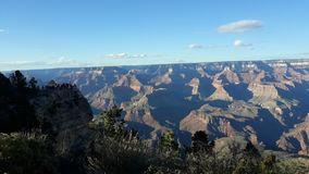 Grand Canyon. South Rim, Arizona royalty free stock photos