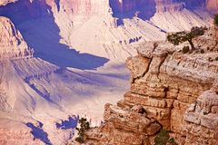 Grand Canyon South Rim Stock Images