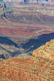 Grand Canyon South Rim Stock Image