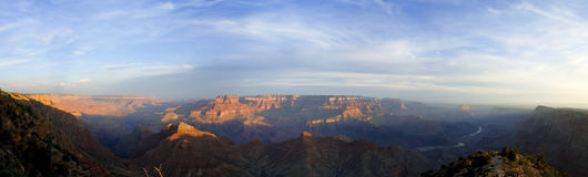 Grand Canyon South Rim Sunrise Stock Image