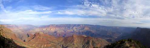 Grand Canyon South Rim Sunrise Royalty Free Stock Photos