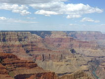 Grand Canyon South Rim Royalty Free Stock Photos