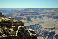 Grand Canyon - Southern Rim. Southern Rim of Grand Canyon National Park Stock Photography