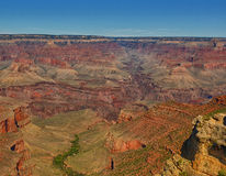 Grand Canyon in the southwestern United States Stock Images