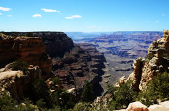 Grand Canyon. Steep-sided canyon carved by the Colorado River in the state of Arizona in the United States Royalty Free Stock Photography