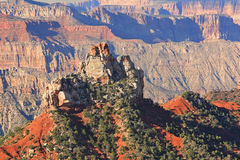 Grand Canyon Stunning landscape Royalty Free Stock Photography