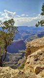 Grand Canyon Sun Royalty Free Stock Images