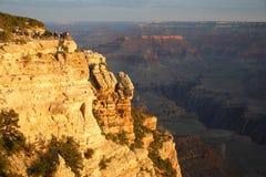 Grand Canyon Sunrise Stock Photo