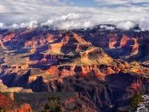 Grand Canyon Sunrise, Arizona Stock Photos