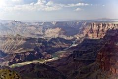 Grand canyon at sunrise Royalty Free Stock Photo
