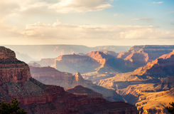 The grand canyon Royalty Free Stock Image