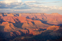 The grand canyon Stock Image