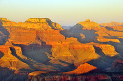 Grand Canyon Sunset Royalty Free Stock Photo