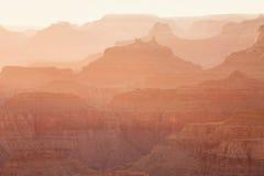 Grand Canyon Sunset, Arizona Stock Photography