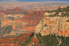 Grand Canyon Surreal landscape Royalty Free Stock Image
