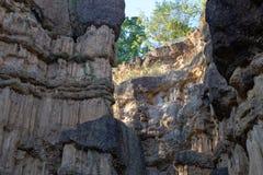 Grand Canyon in Tailandia, Asia immagine stock libera da diritti