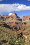 Grand Canyon Temples Royalty Free Stock Images