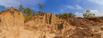 Grand Canyon in Thailand Royalty Free Stock Photos