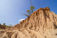 Grand Canyon in Thailand Stock Photography