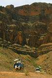 End of Grand Canyon Royalty Free Stock Images