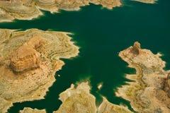 Grand Canyon and Colorado river Royalty Free Stock Image