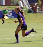 Grand Canyon University Soccer Stock Photo