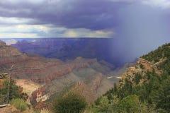 Grand Canyon, USA stockfotos