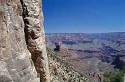 The grand canyon - USA Royalty Free Stock Photo