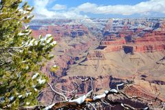 Grand Canyon, USA Royalty Free Stock Photo