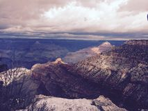 Grand Canyon USA Stock Photography