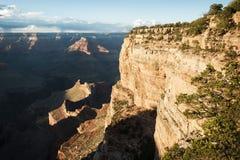 Grand Canyon van Colorado Stock Afbeeldingen