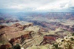 Grand Canyon van Colorado Royalty-vrije Stock Foto