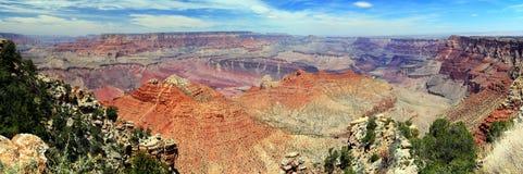 Grand Canyon van het Punt van Navajo, het Nationale Park van Grand Canyon, Arizona royalty-vrije stock foto