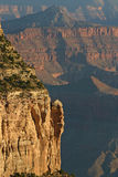 Grand Canyon Vast and Deep Royalty Free Stock Images