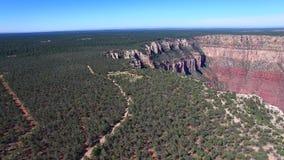 Grand Canyon video aéreo 2 video estoque
