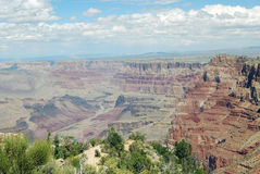 Grand canyon view Royalty Free Stock Images